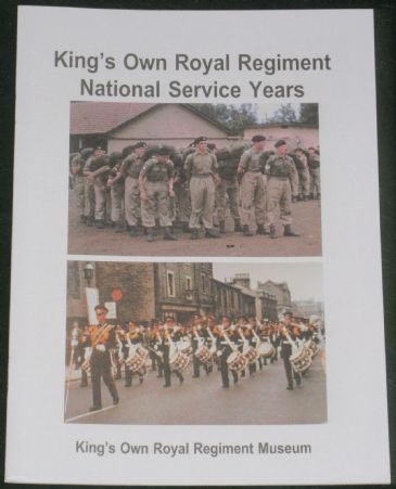 King's Own Royal Regiment National Service Years